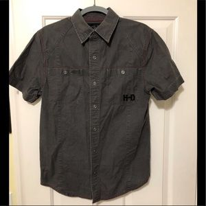 Men's Harley Davidson Shirt